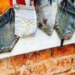 4 τρόποι για να αξιοποιήσετε τα παλιά σας jeans