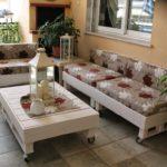 Φτιάξτε σαλόνι Κήπου - Βεράντας απο παλλέτες!