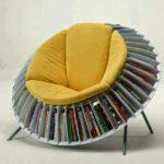 Ιδιαίτερες καρέκλες για τους λάτρεις των βιβλίων!