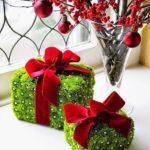 31 Χριστουγεννιάτικες Ιδέες σε παραδοσιακό κόκκινο και πράσινο