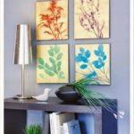 Φτιάξτε μόνοι σας όμορφους πίνακες με φύλλα!