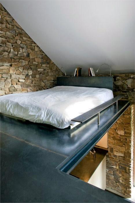 f3013a964dbc Υπερυψωμένα κρεβάτια. Εγώ να σας πω τα λατρεύω και ζηλεύω πολλά απο τα  παρακάτω. Μήπως να κάνω μία μικρή αλλαγούλα στο υπνοδωμάτιο..  Λέω μήπως