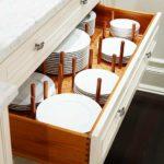 20 ράφια και συρτάρια κουζίνας που χωράνε περισσότερα!