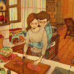Tι είναι αγάπη; Η σειρά σκίτσων που περιγράφουν απόλυτα το συναίσθημα.