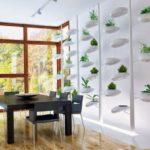 Εντυπωσιακοί κάθετοι εσωτερικοί κήποι για μέσα στο σπίτι!