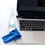 Φτιάξτε φυσικό σπιτικό καθαριστικό οθόνης!