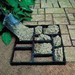 Φτιάξτε υπέροχα μονοπάτια απο τσιμέντο στον κήπο σας!