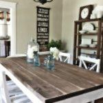 DIY Τραπεζαρία: Φτιάξτε το πιο Απλό Τραπέζι Μόνοι σας!