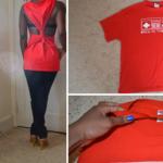 Πώς να μεταποιήσετε εύκολα ένα μπλουζάκι!