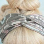 DIY Κορδέλα Μαλλιών