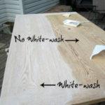 Τεχνική του Ξασπρίσματος σε ξύλο (shabby chic)