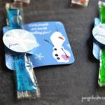 Δωράκια Frozen για παιδικά πάρτι!