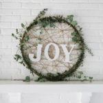 18 Ιδέες Μινιμαλιστικής Χριστουγεννιάτικης Διακόσμησης