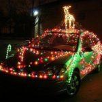 20 DIY Ιδέες Χριστουγεννιάτικης Διακόσμησης Αυτοκινήτου