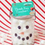 DIY Χριστουγεννιάτικο Δώρο για Εκπαιδευτικούς