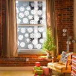 Διακοσμήστε Χριστουγεννιάτικα τα Παράθυρα του Σπιτιού - 10 Ιδέες!