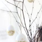 10 DIY Πασχαλινά Διακοσμητικά με Αυγά