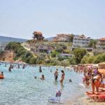 Αυτές είναι ακατάλληλες για κολύμπι, πολυσύχναστες παραλίες της Αττικής