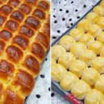 Συνταγή για λαχταριστά ψωμάκια γιαουρτιού!