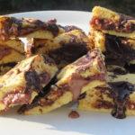 Φτιάξτε Λαχταριστά Cookies ΤΑΨΙΟΥ με γέμιση Μερέντας και Σοκολάτας! - Μια Συνταγή από τη Γωγώ Σαμίου