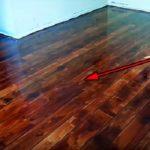 Σας μοιάζει με απλό ξύλινο πάτωμα; Κι όμως δεν είναι...