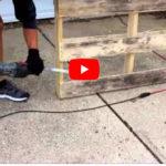 Πώς να αποσυναρμολογήσεις μια παλέτα - Βίντεο