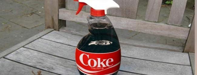 χρήσεις της coca cola