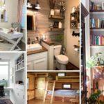37 οικονομικές ιδέες για διακόσμηση μικρών χώρων