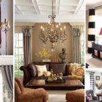 47 ιδέες για πανέμορφες κουρτίνες για το καθιστικό και για πιο άνετο σαλόνι - Τι να επιλέξετε
