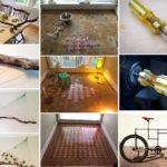 14 εντυπωσιακές κατασκευές φτιαγμένες από απλά αντικείμενα