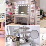 13 ιδέες για να φτιάξεις το δικό σου χώρο ομορφιάς