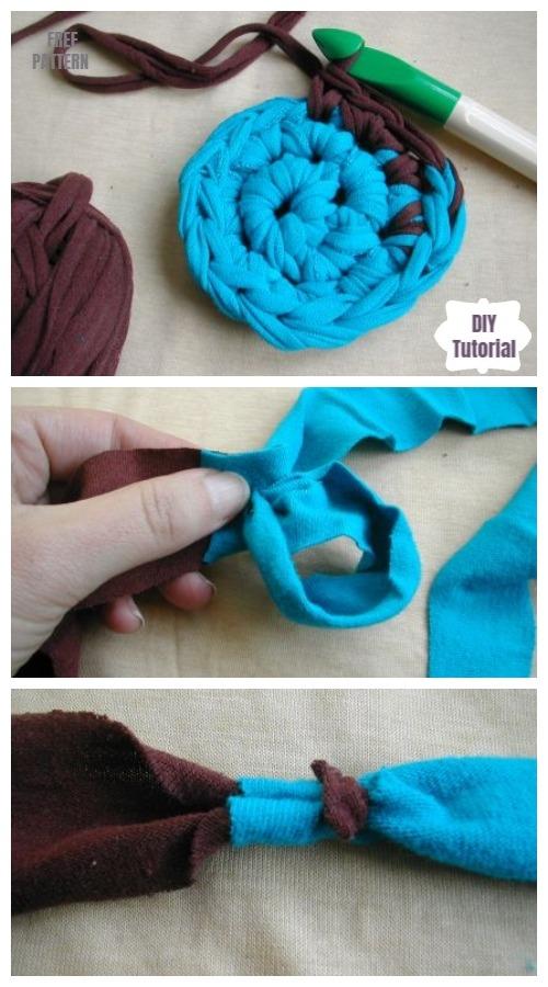 Πώς να πλέξεις ένα χαλάκι