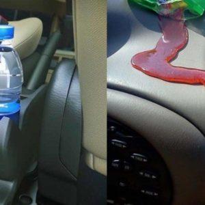 10 πράγματα που δεν πρέπει να αφήνετε στο αυτοκίνητο το καλοκαίρι.