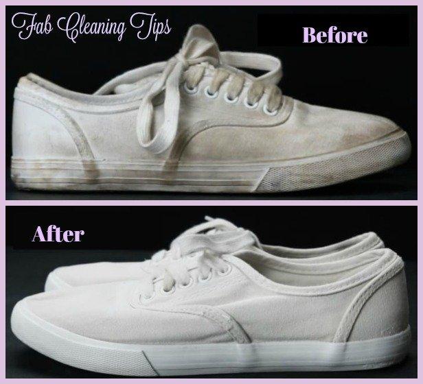 Αυτός είναι ένας εύκολος τρόπος για να καθαρίσετε τα λευκά