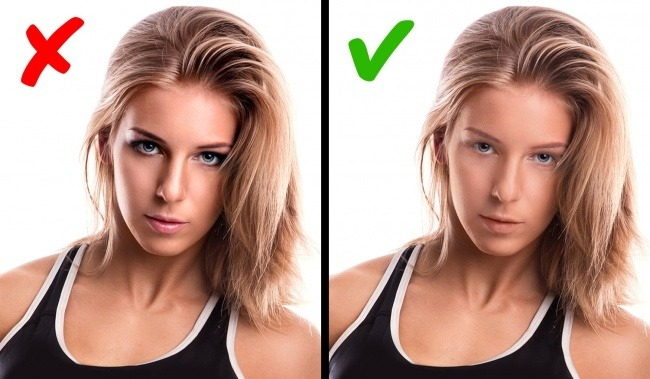Κάνετε γυμναστική φορώντας μακιγιάζ