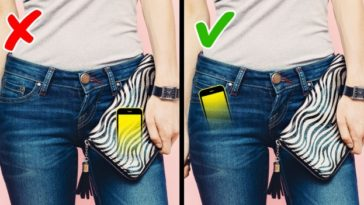 Βάζετε το κινητό στην τσάντα σας