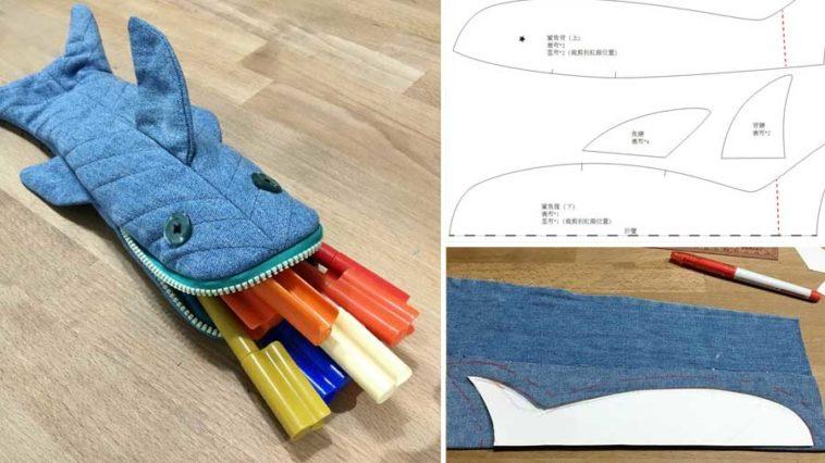 Πώς να φτιάξετε μια κασετίνα-καρχαρία