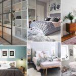 ιδέες διακόσμησης κρεβατοκάμαρας σε σκανδιναβικό στυλ