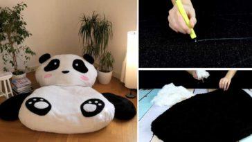 πώς να φτιάξεις ένα μεγάλο μαξιλάρι πάντα