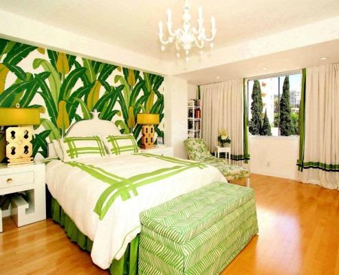 Πράσινο: Ένα από τα πιο αισιόδοξα χρώματα που υπάρχουν. Βάλτε το στο σπίτι σας και νιώστε τις ευεργετικές του ιδιότητες.