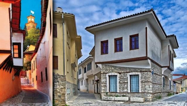 τοιχογραφία του Τσιτσάνη στη Λάρισα