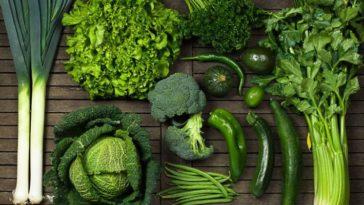 ποια είναι τα πιο υγιεινά φυλλώδω λαχανικά