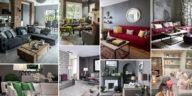 Διακόσμηση: Γκρι καθιστικό. Μοναδικές ιδέες για ένα όμορφο σπίτι!