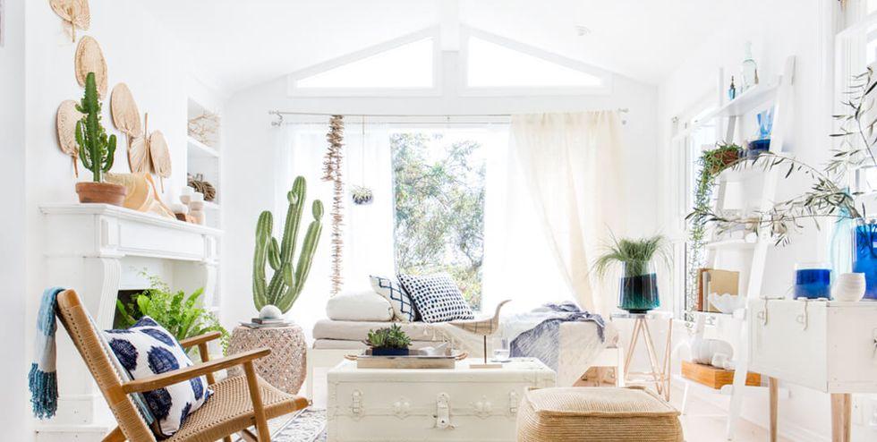 Πώς να διακοσμήσετε ένα Λευκό Δωμάτιο. 22 ιδέες διακόσμησης για να το κάνετε ονειρεμένο
