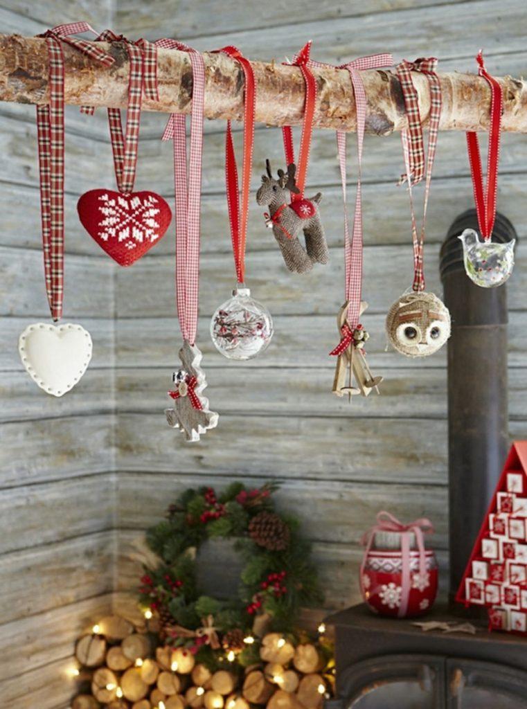 ΣΚΑΝΔΙΝΑΒΙΚΗ Χριστουγεννιάτικη διακόσμηση! 40 μοναδικές ιδέες 11
