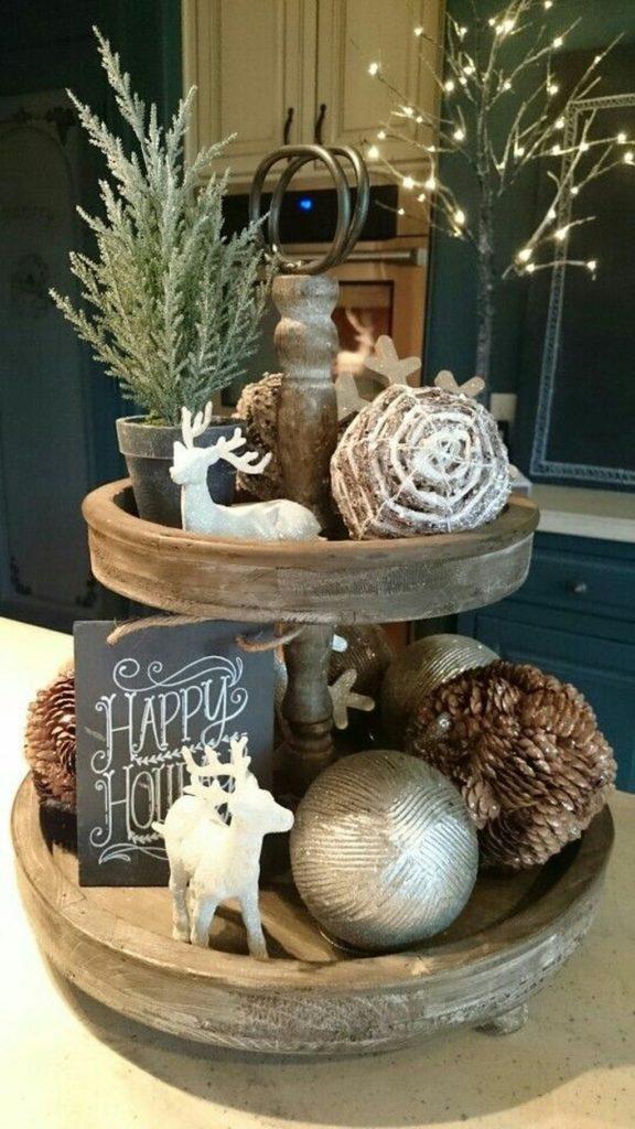 ΣΚΑΝΔΙΝΑΒΙΚΗ Χριστουγεννιάτικη διακόσμηση! 40 μοναδικές ιδέες 14