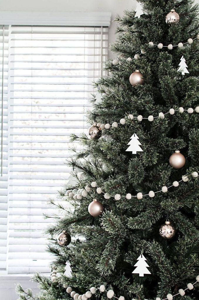 ΣΚΑΝΔΙΝΑΒΙΚΗ Χριστουγεννιάτικη διακόσμηση! 40 μοναδικές ιδέες 18