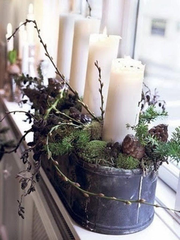 ΣΚΑΝΔΙΝΑΒΙΚΗ Χριστουγεννιάτικη διακόσμηση! 40 μοναδικές ιδέες 22