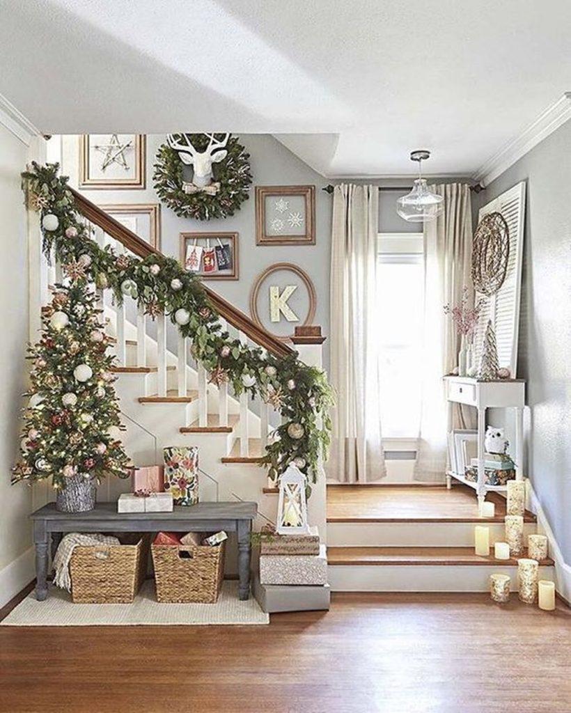 ΣΚΑΝΔΙΝΑΒΙΚΗ Χριστουγεννιάτικη διακόσμηση! 40 μοναδικές ιδέες 24