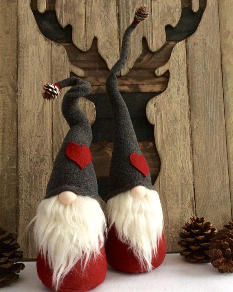 ΣΚΑΝΔΙΝΑΒΙΚΗ Χριστουγεννιάτικη διακόσμηση! 40 μοναδικές ιδέες 26